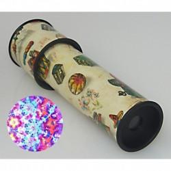 Caleidoscopio Regolabile Grafica Balocco Specchi Professionali Alto 17 cm.