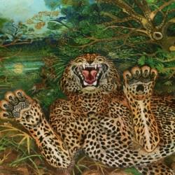 Poster Ligabue Art. 02 cm 50x70 Stampa Falsi d'Autore Affiche Plakat Fine Art