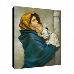 Quadro Arte Classica Art. 01 cm 70x100 Trasporto Gratis intelaiato pronto da appendere Stampa su tela Canvas