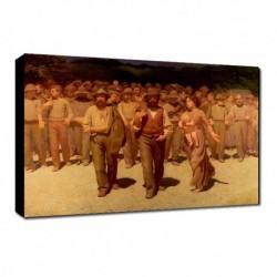 Quadro Arte Classica Art. 06 cm 70x100 Trasporto Gratis intelaiato pronto da appendere Stampa su tela Canvas