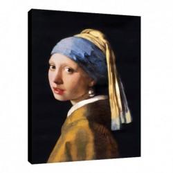 Quadro Arte Classica Art. 07 cm 50x70 Trasporto Gratis intelaiato pronto da appendere Stampa su tela Canvas