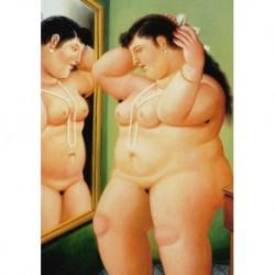 Poster Botero Art. 03 cm 50x70 Stampa Falsi d'Autore Affiche Plakat Fine Art