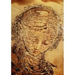 Poster Dali Art. 03 cm 35x50 Stampa Falsi d'Autore Affiche Plakat Fine Art
