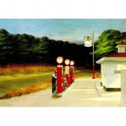 Poster Hopper Art. 04 cm 35x50 Stampa Falsi d'Autore Affiche Plakat Fine Art