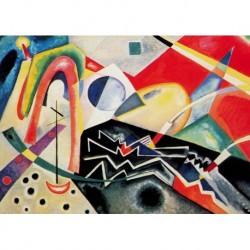 Poster Kandinsky Art. 03 cm 35x50 Stampa Falsi d'Autore Affiche Plakat Fine Art