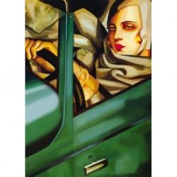 Poster Lempicka Art. 03 cm 35x50 Stampa Falsi d'Autore Affiche Plakat Fine Art