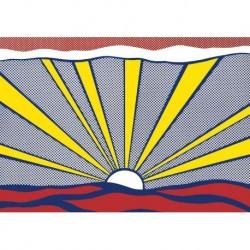 Poster Lichtenstein Art. 02 cm 70x100 Stampa Falsi d'Autore Affiche Plakat Fine Art