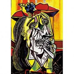 Poster Picasso Art. 02 cm 35x50 Stampa Falsi d'Autore Affiche Plakat Fine Art