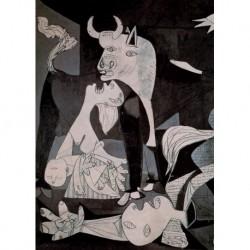 Poster Picasso Art. 03 cm 35x50 Stampa Falsi d'Autore Affiche Plakat Fine Art