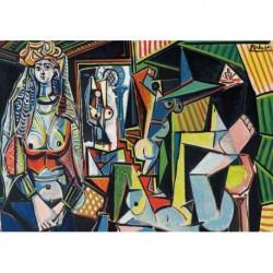 Poster Picasso Art. 14 cm 35x50 Stampa Falsi d'Autore Affiche Plakat Fine Art