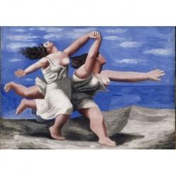 Poster Picasso Art. 15 cm 70x100 Stampa Falsi d'Autore Affiche Plakat Fine Art