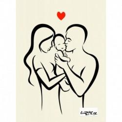 Poster Picasso Art. 16 cm 22x50 Stampa Falsi d'Autore Affiche Plakat Fine Art