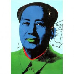 Poster Warhol Art. 06 cm 50x70 Stampa Falsi d'Autore Affiche Plakat Fine Art