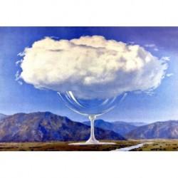 Poster Magritte Art. 02 cm 70x100 Stampa Falsi d'Autore Affiche Plakat Fine Art