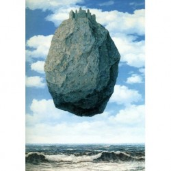 Poster Magritte Art. 04 cm 35x50 Stampa Falsi d'Autore Affiche Plakat Fine Art