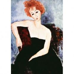 Poster Modigliani Art. 01 cm 35x50 Stampa Falsi d'Autore Affiche Plakat Fine Art