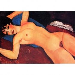 Poster Modigliani Art. 02 cm 35x50 Stampa Falsi d'Autore Affiche Plakat Fine Art