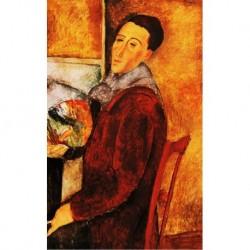 Poster Modigliani Art. 04 cm 35x50 Stampa Falsi d'Autore Affiche Plakat Fine Art