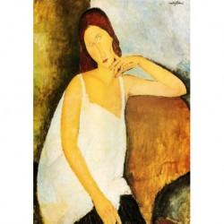 Poster Modigliani Art. 05 cm 35x50 Stampa Falsi d'Autore Affiche Plakat Fine Art