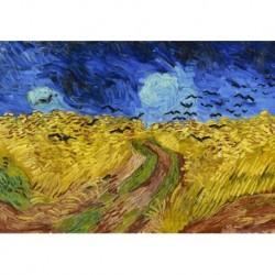 Poster Van Gogh Art. 01 cm 50x70 Stampa Falsi d'Autore Affiche Plakat il negozio di Alex
