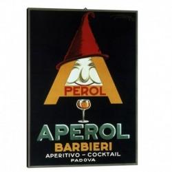 Quadro Manifesto Aperol  Art. 21 cm 35x50 Stampe Falsi d'Autore Bild Fine Art