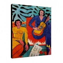 Quadro Matisse Art. 01 cm 70x100 Trasporto Gratis intelaiato pronto da appendere Stampa su tela Canvas