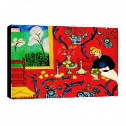 Bild Matisse Art. 02 cm 70x100 Kostenloser Transport Druck auf Leinwand das gemalde ist fertig zum aufhangen