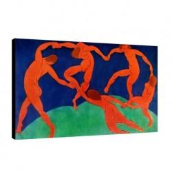 Quadro Matisse Art. 03 cm 70x100 Trasporto Gratis intelaiato pronto da appendere Stampa su tela Canvas