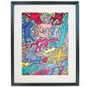 Keith Haring Cornice