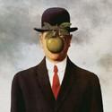 Magritte Poster